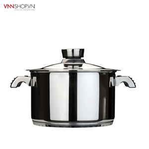 Nồi hầm 6 lớp Berghoff Orion 7-Qt. Covered Stock Pot (24cm)