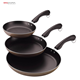 Bộ 3 chảo Farberware 3-Piece Nonstick Set